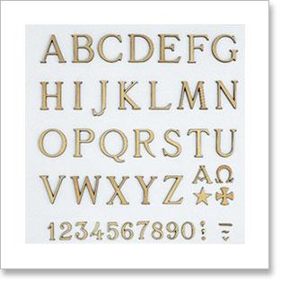 Programma per composizioni epigrafi: romano ed esperia