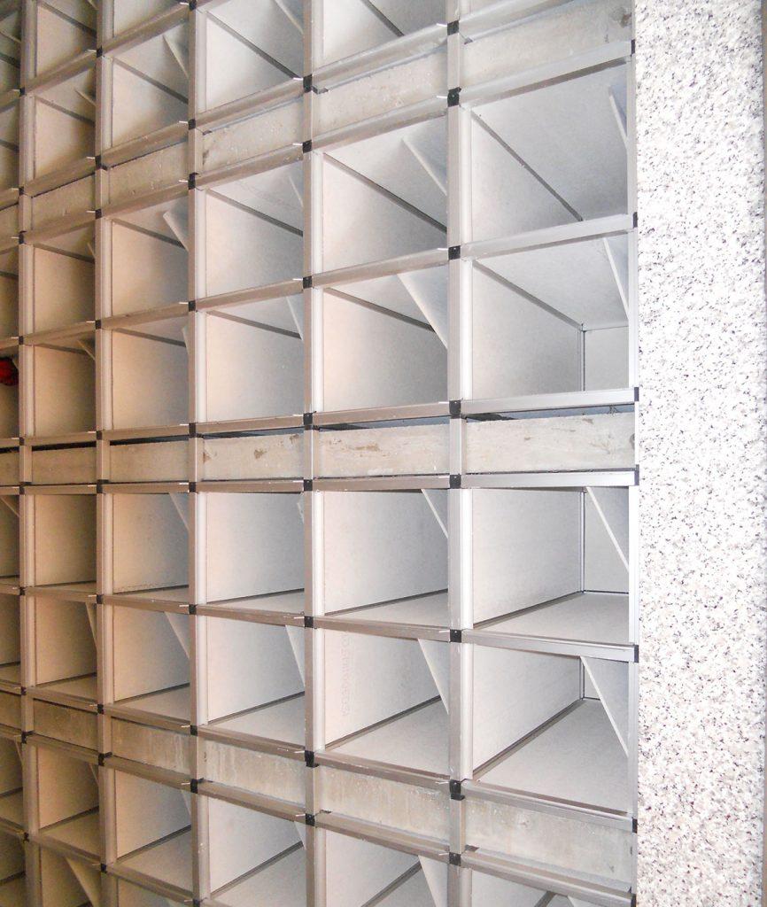 Cinerari in alluminio